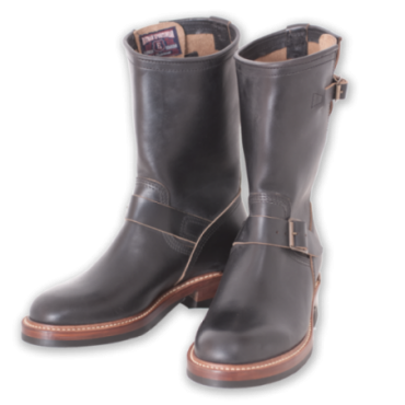 ENGINEER BOOTS - BLACK